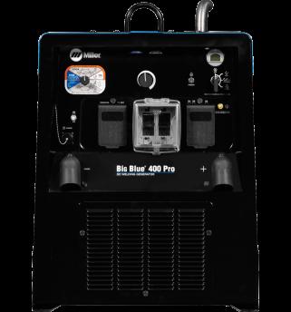 Soldadora Miller Big Blue® 400 Pro